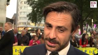 Emun Elliott Interview Filth Premiere