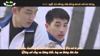 Bước Chầm Chậm - Hứa Ngụy Châu || 慢慢走- 许魏洲 [Thượng Ẩn OST] [Engsub + Vietsub + Pinyin]