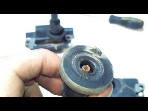 Ремонт катушки Suzuki Jimny