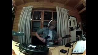 Whispering Silence (Guitar Cover ) - As I Lay Dying (Awakened) [New Song 2012 HD]