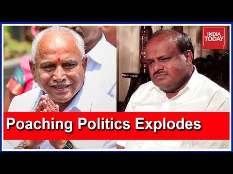 Is BJP Desperate To Split JDS-Congress In Karnataka Before 2019 Elections? | 5ive Live Mp3
