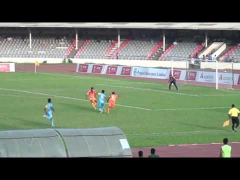 Ctg Abahani ltd vs Brother's Union club ltd KFC Independence Cup 2016