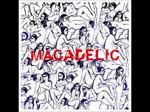 Mac Miller - Thought from a Balcony (macadelic) with lyrics
