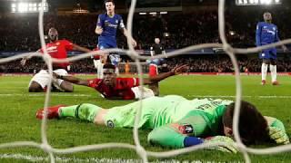 Caawa iyo Champions league,United oo garaacday Chelsea,Isku Aadka FA Cup,Sarri oo shakiyay