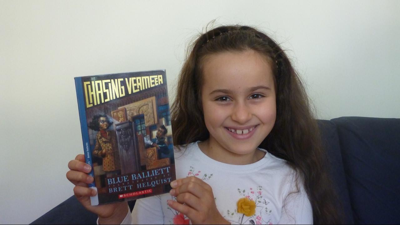 Chasing vermeer character essay