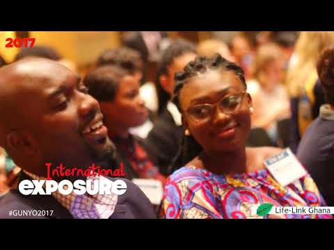 GHANA YOUTH OBSERVER TO THE UNITED NATIONS 2017