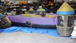 Inflatable Kiddie Castle Maze for sale In Iowa City, IA