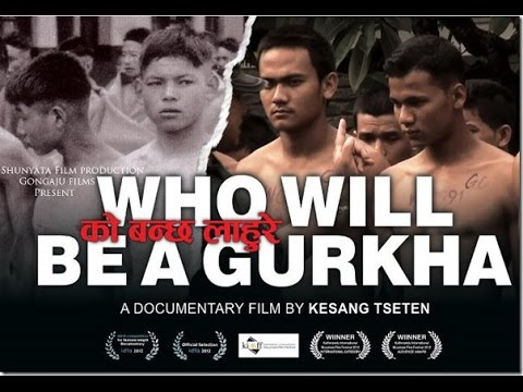 Who Will Be a Gurkha || Full Documentary || A Documentary by Kesang Tseten