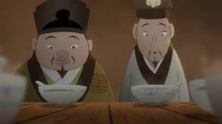 Китайский мультфильм