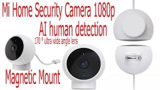 Xiaomi Mi Home Security Camera 1080p Magnetic Mount QDJ4065GL