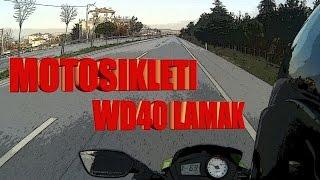 Motosikleti WD40  Lamak.