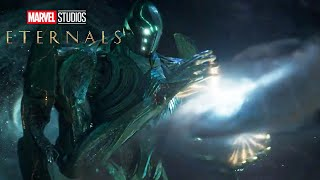 Eternals Trailer - Marvel Celestials and Avengers Endgame Connection Explained