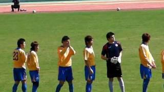 練習試合・FC東京戦1本目①