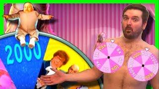 NATE IS BACK! LIVE PLAY & BONUSES on Austin Powers Slot Machine W/ SDGuy1234