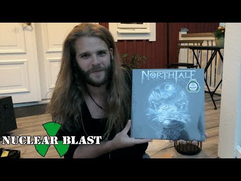 NORTHTALE - 'Welcome To Paradise' Vinyl Unboxing (OFFICIAL TRAILER)