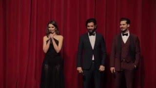 ''DELİBAL '' Filmi- Gala Görüntüleri