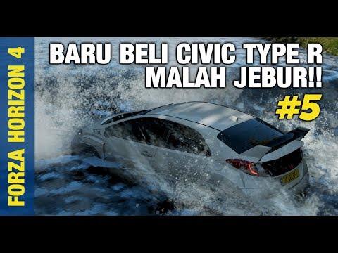 BARU BELI, LANGSUNG MASUK SUNGAI! | Forza Horizon 4 Indonesia