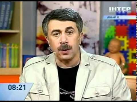 Заразно ли воспаление легких - Доктор Комаровский - Интер