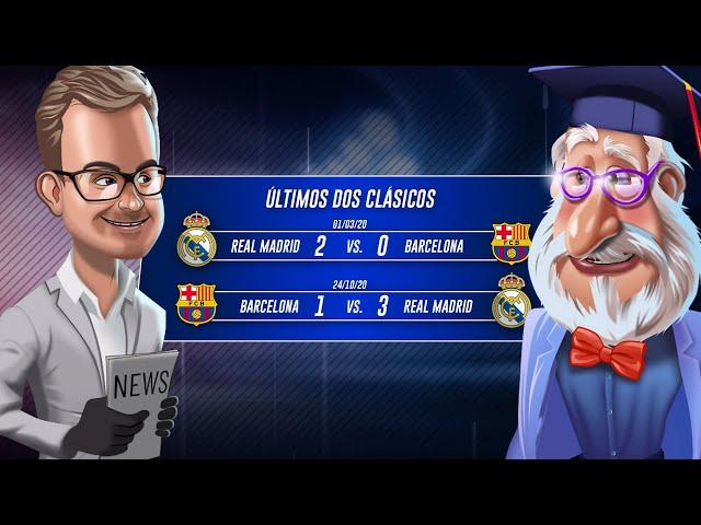 Profebet en Curubito-Teve.cat - Pronóstico deportivo para Clásico Real Madrid - Barcelona 08/04/2021