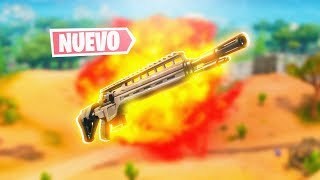 *NUEVO* RIFLE DE INFANTERIA LEGENDARIO | FORTNITE