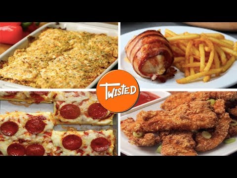 12 Kid Friendly Weeknight Dinner Recipes  | Family Dinner Ideas | Twisted