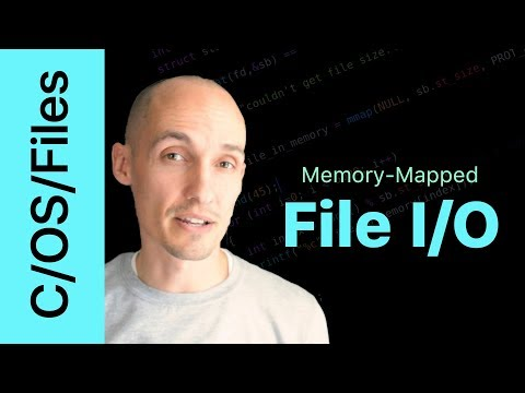 How to Map Files into Memory in C (mmap)