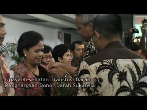 Profil PMI Provinsi Jawa Tengah