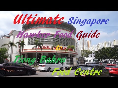 Ultimate Singapore Hawker Food Guide to Tiong Bahru Food Centre