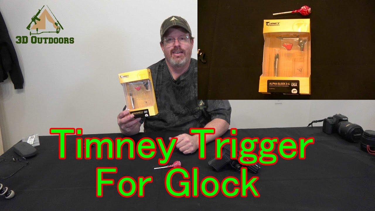 Timney Trigger for Glock