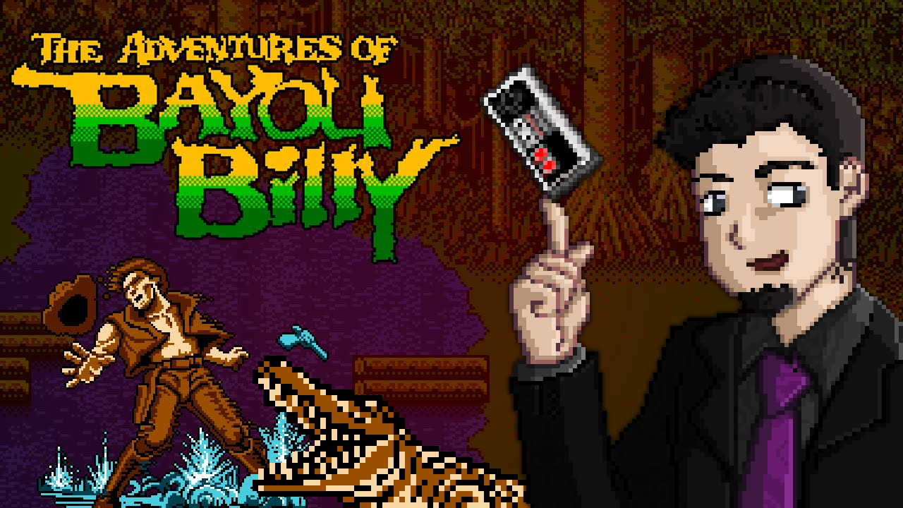 The Adventures Of Bayou Billy Retrosode Youtube
