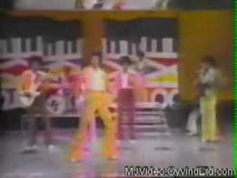 Michael Jackson - Burn This Disco Out (Robot Style)