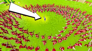 TABS - Beating Your CRAZIEST Custom Battles in Totally Accurate Battle Simulator!