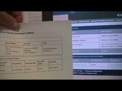 Water District Records - Discrepancies