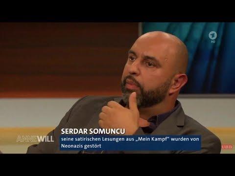 Serdar Somuncu zu Chemnitz und #Wirschaffendas 02.09.2018 Anne Will - Bananenrepublik