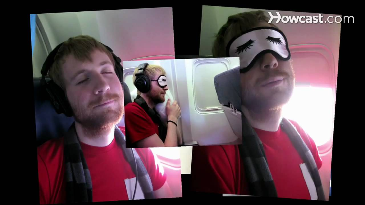 How to actually get some sleep on a plane youtube ccuart Image collections