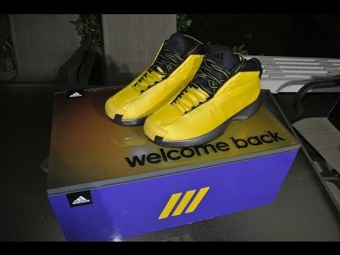 cheap for discount dc82d f0f3f KoF Mailbox adidas Crazy 1