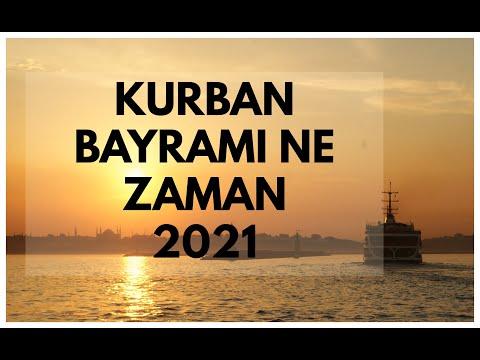 KURBAN BAYRAMI   KURBAN BAYRAMI  NE ZAMAN 2021   Kurban Bayramı Başlangıcı