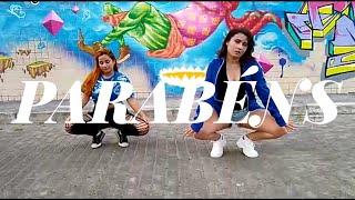 Baixar [ONE DAY] Pabllo Vittar feat. Psirico - Parabéns (Official Choreography Cover Dance)