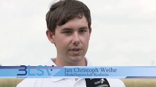 BLSV Oberbayern Portrait Jan Christoph Weihe Modellsegelfliegen