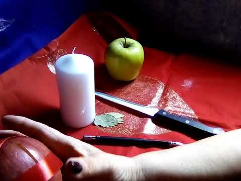 Ritual para el amor en la noche de San Juan