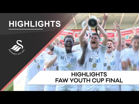 Swans TV - Highlights: Swans U19s v Cambrian & Clydach U19s