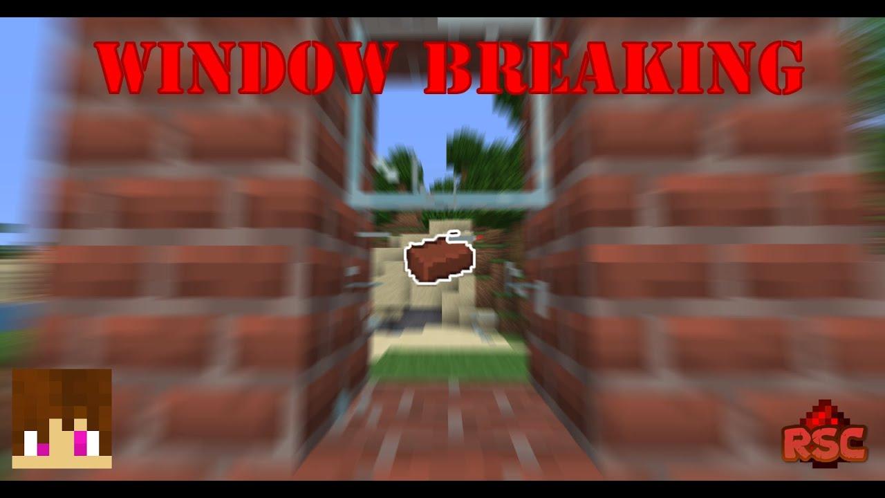 Throwing Bricks Through Windows