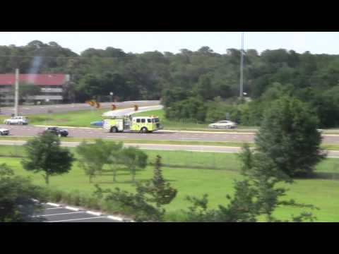 Hillsborough County FL emergency vehicles (compilation - May 2013)
