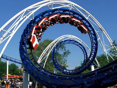 Cedar Point Amusement Park in Sandusky, Ohio - Best Travel Destination