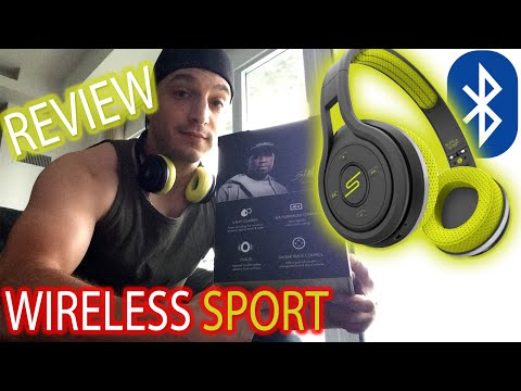 REVIEW - SMS Audio Sync By 50 Sport On Ear Wireless Headphones
