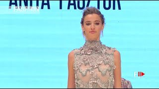 ANITA PASZTOR Full Show Spring 2018 Monte Carlo Fashion Week 2017 - Fashion Channel