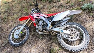 This CRF250 Blew Up!!