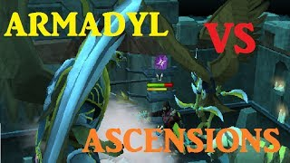 Armadyl Versus Ascension Crossbows - No Food Required! [Runescape 2014]