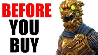BATTLE HOUND - Before You Buy/review/showcase -Fortnite Skins