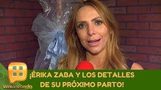 ¡Érika Zaba y los detalles de su próximo parto! |Programa del 27 de septiembre de 2019 | Ventaneando